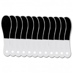 12pcs Deal of Plastic Foot File