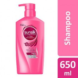 Sunsilk Smooth and Manageable Shampoo 650 ml