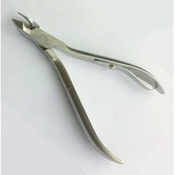 Cuticle Nipper with Side Spring